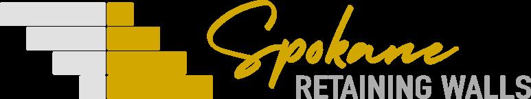 spokane retaining walls logo